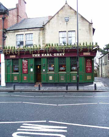 The Earl Grey Pub